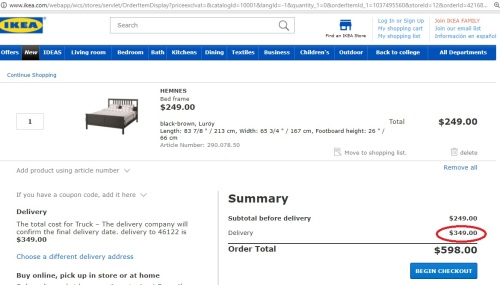 ikea_delivery fee